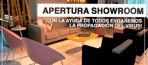 Apertura showroom